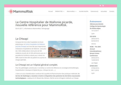Blog – Installation au CHwapi (hôpital belge)