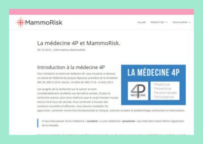 Blog – la médecine 4P