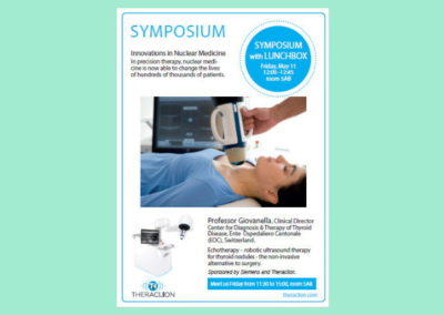 Flyer symposium SCR 2018 – Theraclion