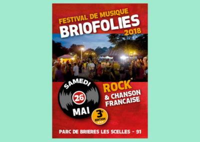 Dossier de présentation du Festival des BrioFolies
